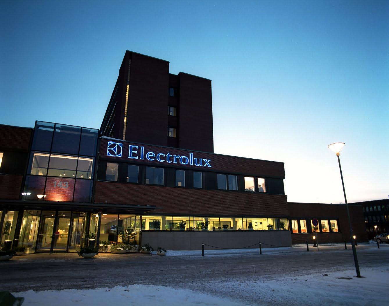 نمایندگی تعمیرات الکترولوکس