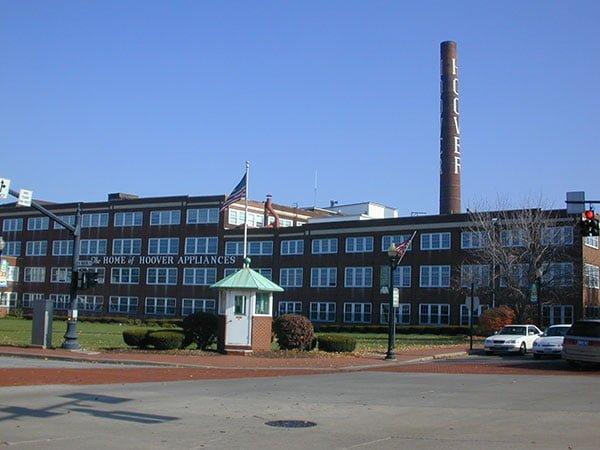 کارخانه هوور