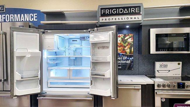 frigidaire home - نمایندگی تعمیرات فریجیدر