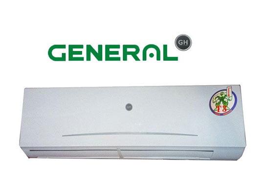 کولر گازی جنرال