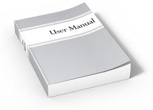 دفترچه راهنمای لوازم خانگی