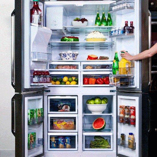 انتخاب یخچال مناسب