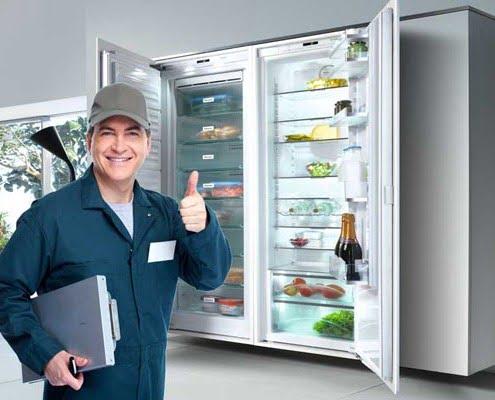22 1 - چرا قسمت فریزر خنک ولی قسمت یخچال گرم می شود؟