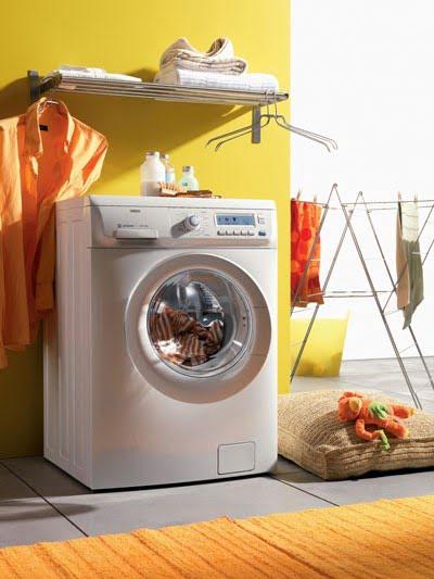 دلیل جمع شدن آب در ماشین لباسشویی