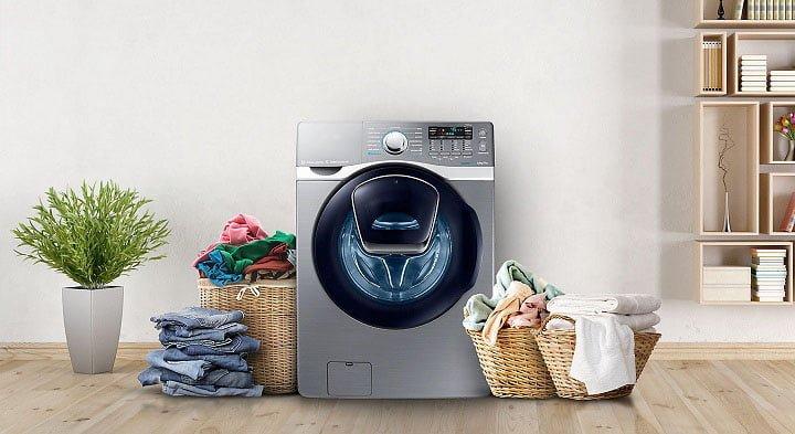 دلایل ایراد در خشک کن ماشین لباسشویی