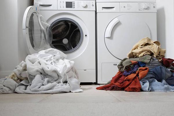 keep the clothes clean with washing 2 - علت چروک شدن لباس در ماشین لباس‌شویی