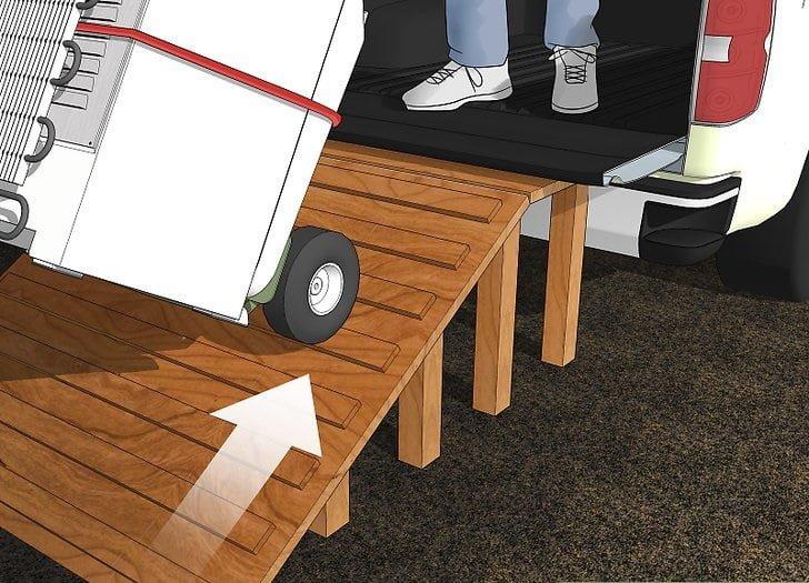 aid1322145 v4 728px Move a Refrigerator Step 10 Version 4 - چگونه یخچال را جابجا کنیم؟