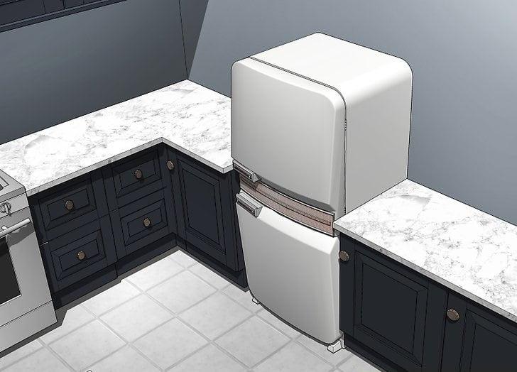 aid1322145 v4 728px Move a Refrigerator Step 11 - چگونه یخچال را جابجا کنیم؟