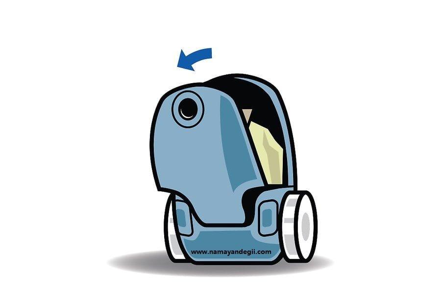 aid1706083 v4 900px Change a Bag on a Vacuum Cleaner Step 02 - نحوه تعویض کیسه جاروبرقی