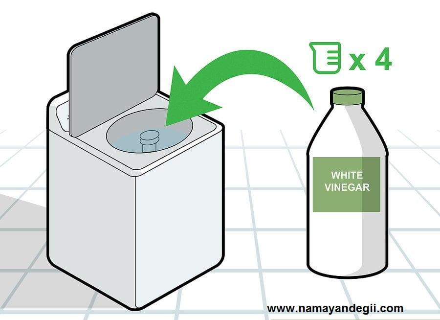 aid8660852 v4 900px Clean a Washing Machine with Vinegar Step 2 Version 2 - تمیز کردن ماشین لباسشویی با سرکه