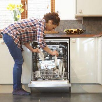 انواع ماشین ظرفشویی از نظر ظرفیت