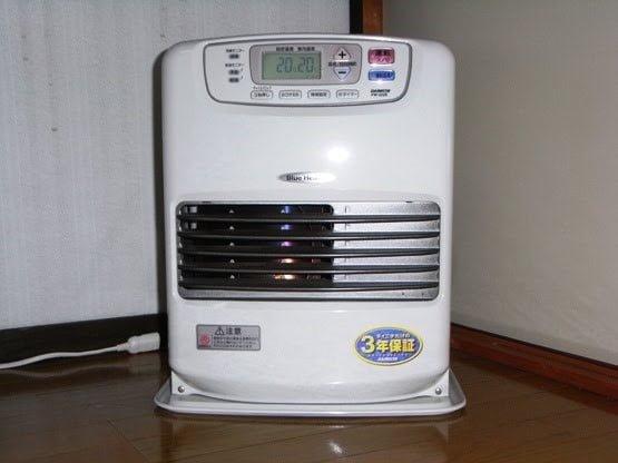 آموزش تعمیر و کدهای خطای بخاری برقی گازی زاپنی