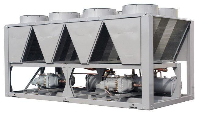 2 2 - طرز استفاده از فن کویل و چیلر هواساز