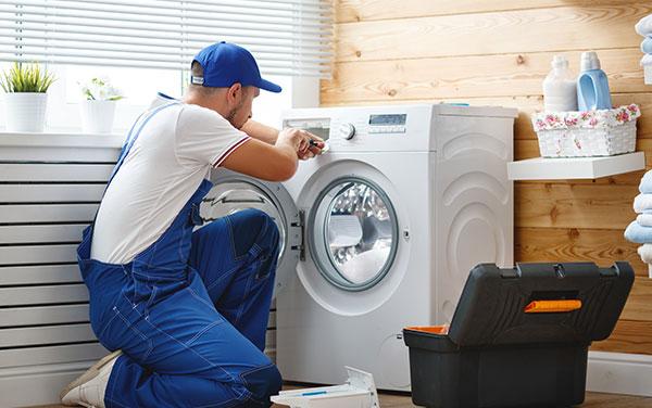 آموزش تعمیر ماشین لباسشویی بوش در مجموعه نمایندگی