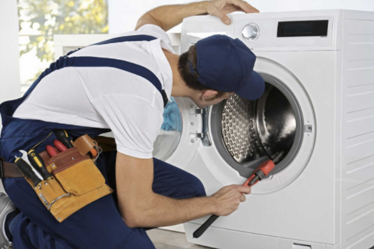 علت های اصلی خراب شدن ماشین لباسشویی